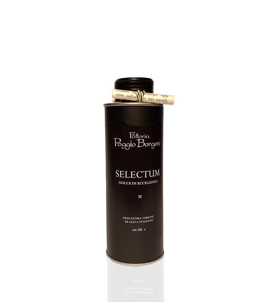 Lattina olio selectum 250 ml